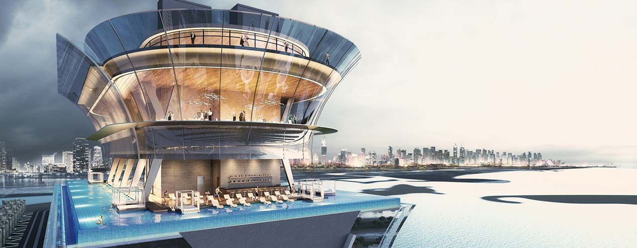 Neues St Regis Hotel In Dubai The Palm Jumeirah