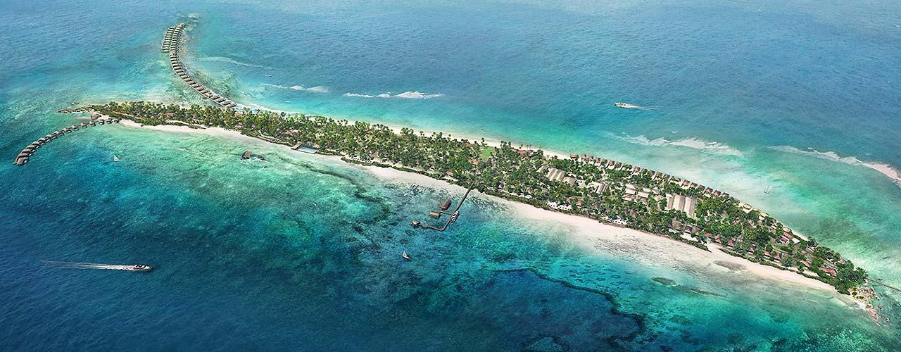 Malediven The Residence Maldives At Dhigurah Er 246 Ffnet Im